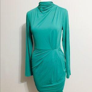 Miami Style Long Sleeve Dress